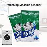 Gaddrt 3pcs Washing Machine Cleaner Descaler Deep Cleaning Remover Deodorant Durable Lavanderia Lavabiancheria Cucina Decontaminazione Efficace Lavatrice Pulizia Serbatoio