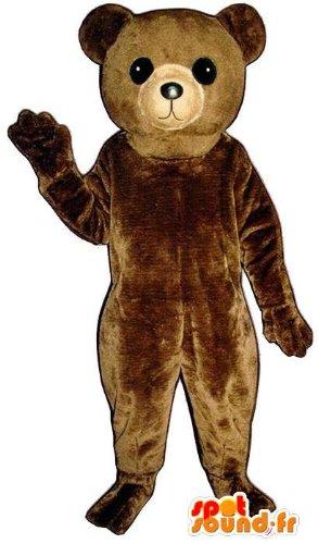 Mascota-SpotSound-Amazon-personalizable-oso-de-peluche-de-tamao-gigante