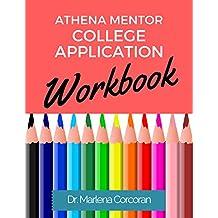 Athena Mentor College Application Workbook (English Edition)