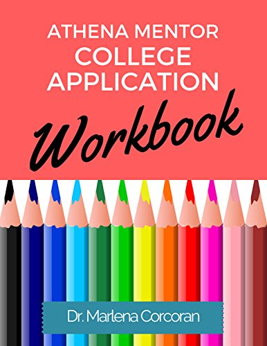 athena-mentor-college-application-workbook-english-edition