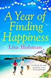 Book cover image for A Year of Finding Happiness - A Companion novel to A Seaside Escape