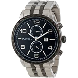 August Steiner AS8069BK - Reloj para hombres