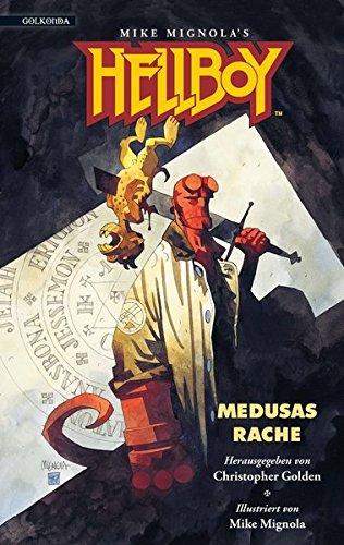 Hellboy 1 - Medusas Rache
