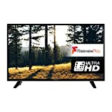 Finlux 43 Inch Ultra HD Smart Netflix 4K LED TV Freeview Play (43UTD297B-P)