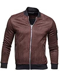 Gov Denim - Blouson 163016 Bombers Marron