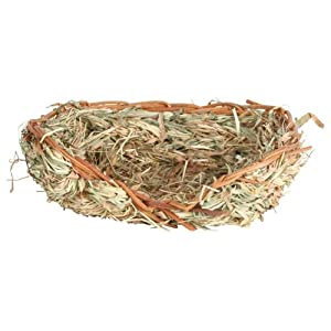 Trixie Grass Bed for Rabbits, 33 x 26 x 12 cm