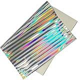 Hongma PU Kunstleder Bunt Laser als Bezugstoff Möbelstoff