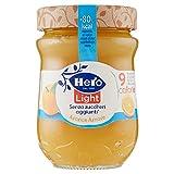 Hero Light Marmellata Arance Amare senza zuccheri aggiunti - 1 Confezione da 8 Vasi x 280 g