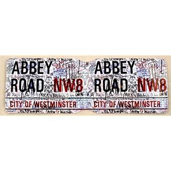 Abbey Road Oyster Karte Halter