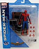 Diamond Select Toys Marvel Select: Spider-Man Heimkehr Film Action Figur
