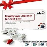 Alles für Köln-Fans by Ligakakao.de Geschenk männer ist jetzt BERUHIGUNGS-ZÄPFCHEN für FC