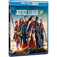 Justice League 3D (Blu-Ray);Justice League