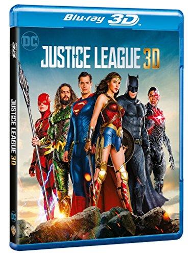 Justice League (Blu-Ray 3D) [Italia] [Blu-ray]