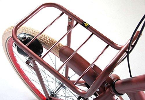 51r4XcQi8FL - Salutoni Excellent 28 Inch 56 cm Woman 3SP Coaster Brake Pink