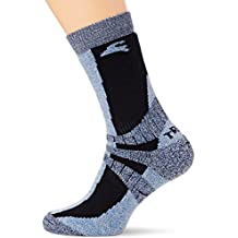 Boreal Trek Thermolite - Calcetines unisex, color azul, talla  M