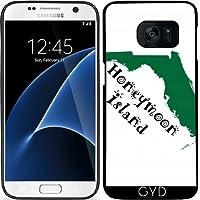Custodia in silicone per Samsung Galaxy S7 (SM-G930) - Honeymoon Island In Florida. by loki1982
