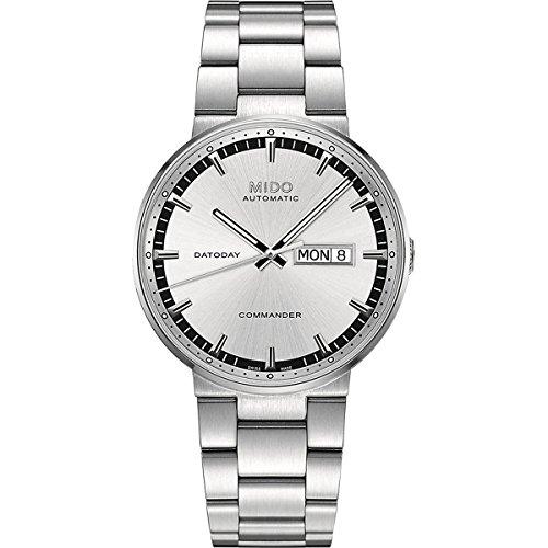 mido-commander-ii-m0144301103100-reloj-para-hombres-correa-de-acero-inoxidable-color-plateado