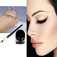 Eye liner resistente all'acqua per make up,cosmetici in gel con