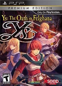 Ys: The Oath in Felghana Le / Game