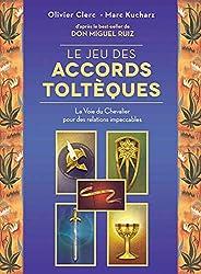 Le jeu des Accords Toltèques : La Voie du Chevalier pour des relations impecdables