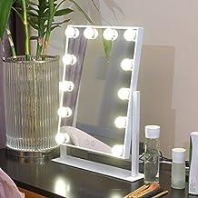 Miroir maquillage professionnel - Miroir plein pied pas cher ...