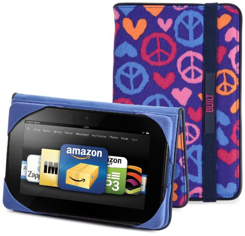 built-summer-of-love-folio-case-slim-indigo-for-kindle-fire-will-only-fit-kindle-fire