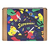 Best Presents   Year Old Boy - SUPERHERO 2-in-1 Craft Kit for Boys: Contains a Review
