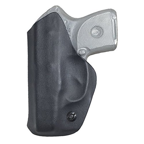 Flashbang Holster 9580-g42–10Die Eliot Ness Gun Holster passt Glock 42, schwarz, rechte Hand (Glock 42 Hand-gun)