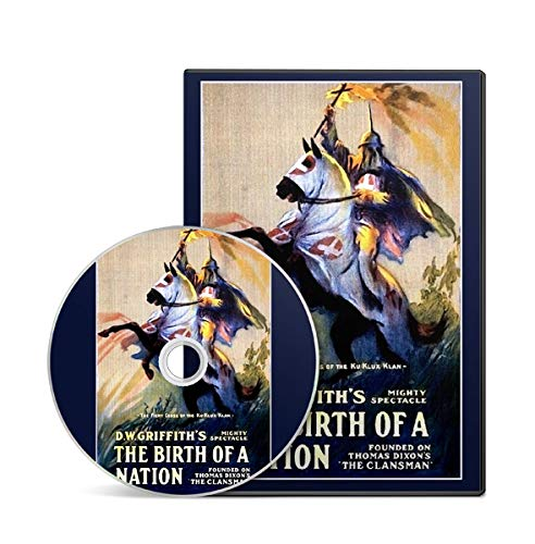 The Birth of a Nation (1915) D.W...