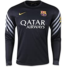 Nike - Camiseta de Portero FC Barcelona 2015-2016