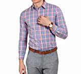 Oxford Club Men's Casual Shirt (OCFS475B...
