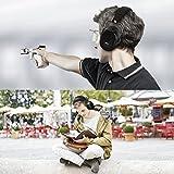 Ear Muffs Headband Mpow Sicherheit Ohrenschützer SNR 34 dB Gehörschutz, ANSI S3.19&CE Zertifiziert, Faltende-gepolsterter Kopfbügel Kapselgehörschützer mit Weichschaum für Erwachsene und Kinder - 7