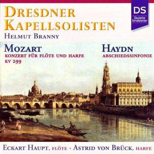 Konzert Für Flöte und Harfe