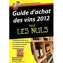 GUIDE D'ACHAT DES VINS 2012
