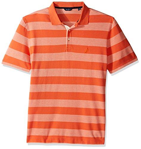 nautica-mens-classic-fit-striped-pique-polo-shirt-tiger-lily-l