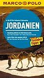 MARCO POLO Reiseführer Jordanien: Reisen mit Insider Tipps. Mit Extra Faltkarte & Reiseatlas -