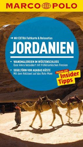 Preisvergleich Produktbild MARCO POLO Reiseführer Jordanien: Reisen mit Insider Tipps. Mit Extra Faltkarte & Reiseatlas