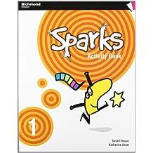 Sparks, 1 Educación PriMaría. Activity book - 9788466819350