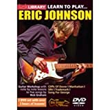Lick Library: Learn To Play Eric Johnson (2 DVD Set). Für Gitarre