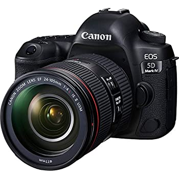 Canon Eos 5d Mark Iv 30 4 Mp Digital Slr Camera Ef