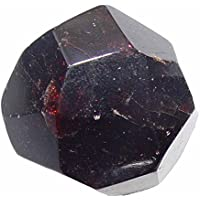 Granat ugs. Karfunkelstein facettierter polierter Trommelstein Handschmeichler ca. 25 - 30 mm Durchmesser.(3747) preisvergleich bei billige-tabletten.eu