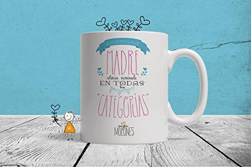 Taza Dia de la Madre. Premios a la mejor Madre