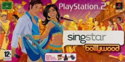 Singstar Bollywood ( Eye Toy Camera & 2 Microphones & USB Converter) PS2