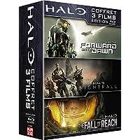Halo Trilogie : 4 Forward Unto Dawn - Nightfall - Fall of Reach - Bluray