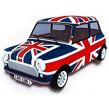 Union Jack Mini Deluxe Fridge Magnet - M1