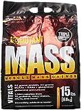 PVL Mutant Mass 6800 g Chocolate Weight Gain Shake Powder