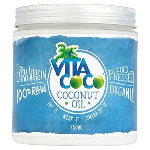 Extra 750ml huile de coco vierge Vita Coco Bio
