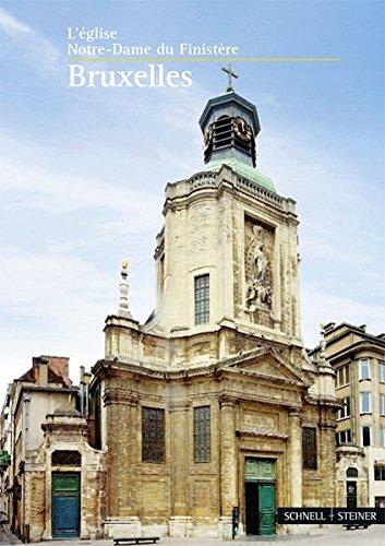 Bruxelles: L'Eglise Notre-Dame Du Finistere (Kleine Kunstfuhrer / Kirchen U. Kloster) par Claude Castiau, Hans-Gunther Schneider