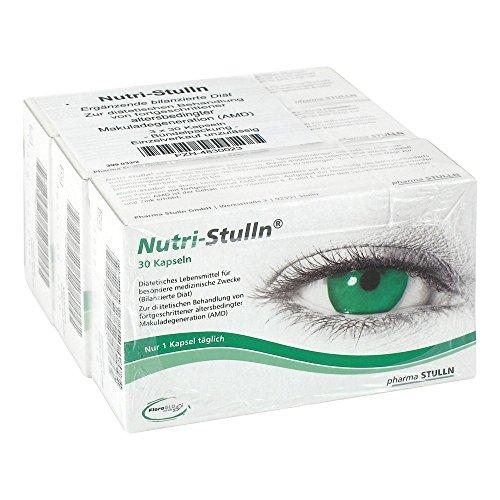Nutri Stulln Kapseln 3X30 stk (Diätetische Omega-3)