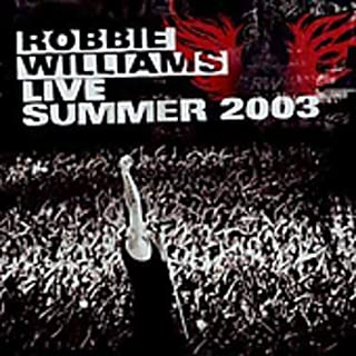 Live at Knebworth Summer 2003 by Robbie Williams (B0000CE0BB) | Amazon Products